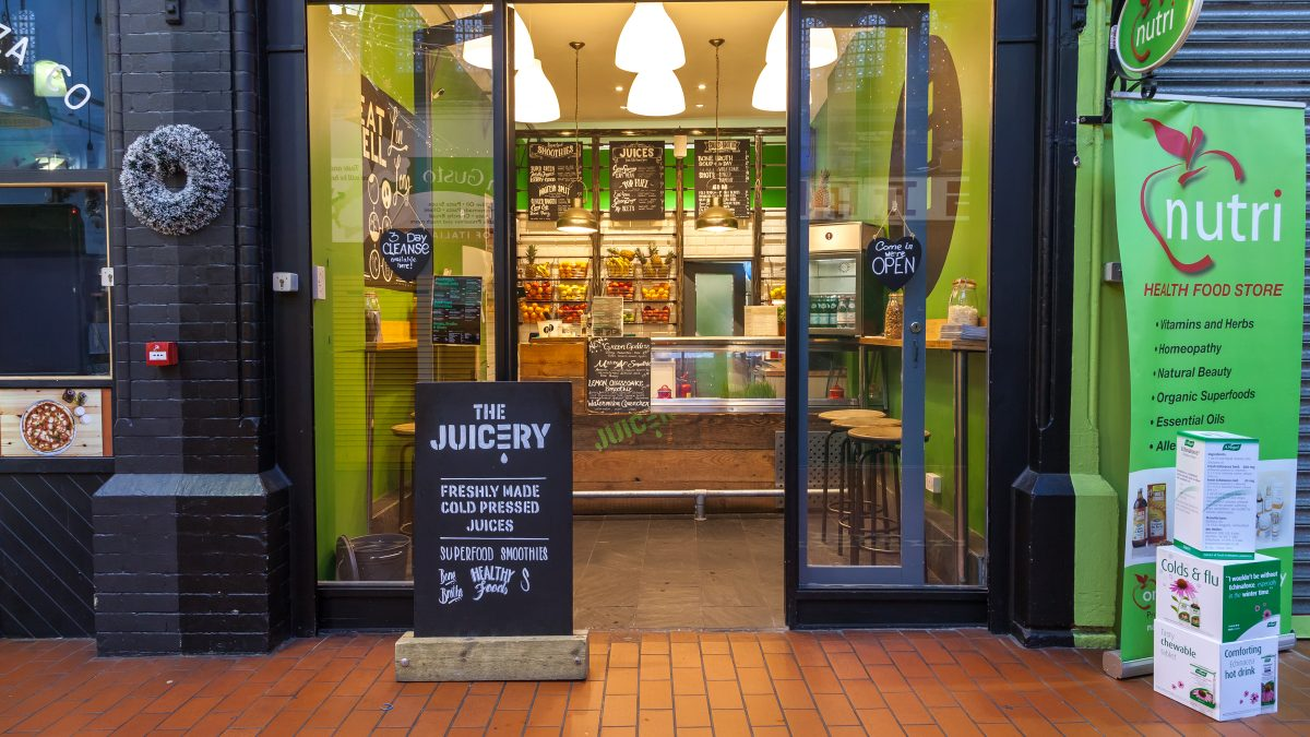 The Juicery Dublin